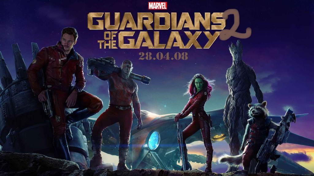 SAVE the DATE : Sortie des Gardiens De La Galaxie Vol 2