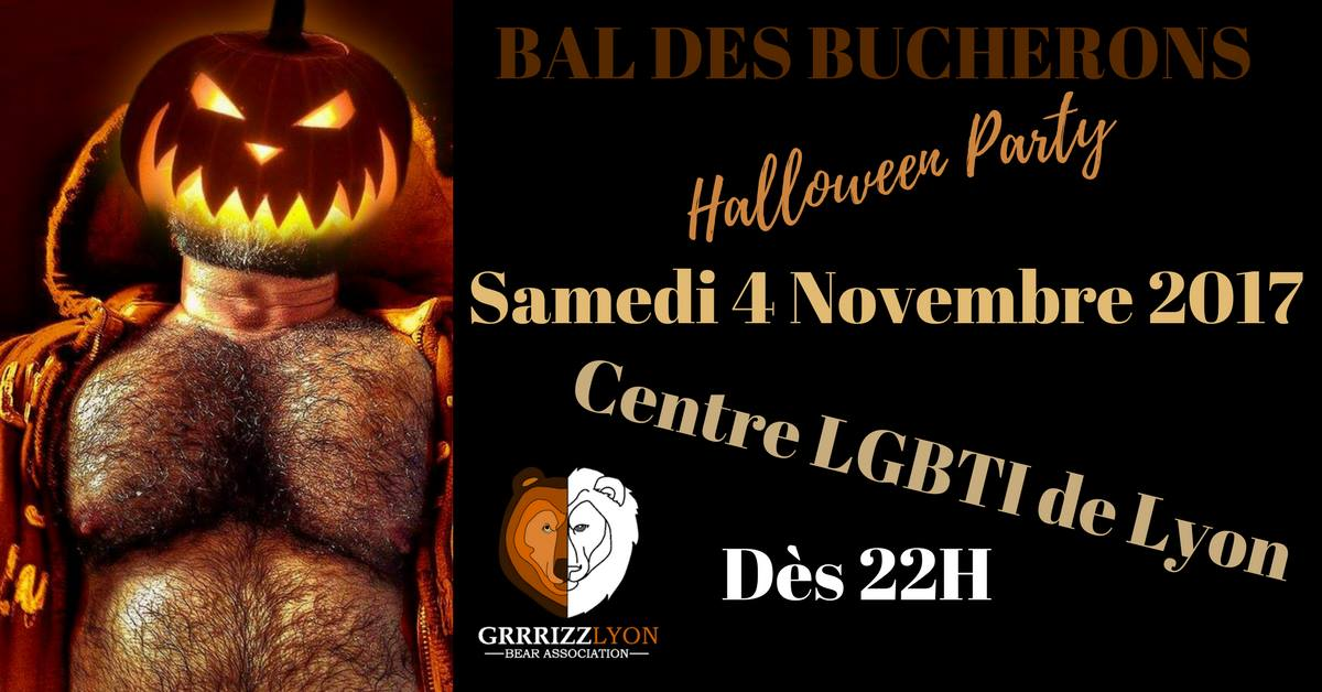 Bal Des Bucherons Halloween Party