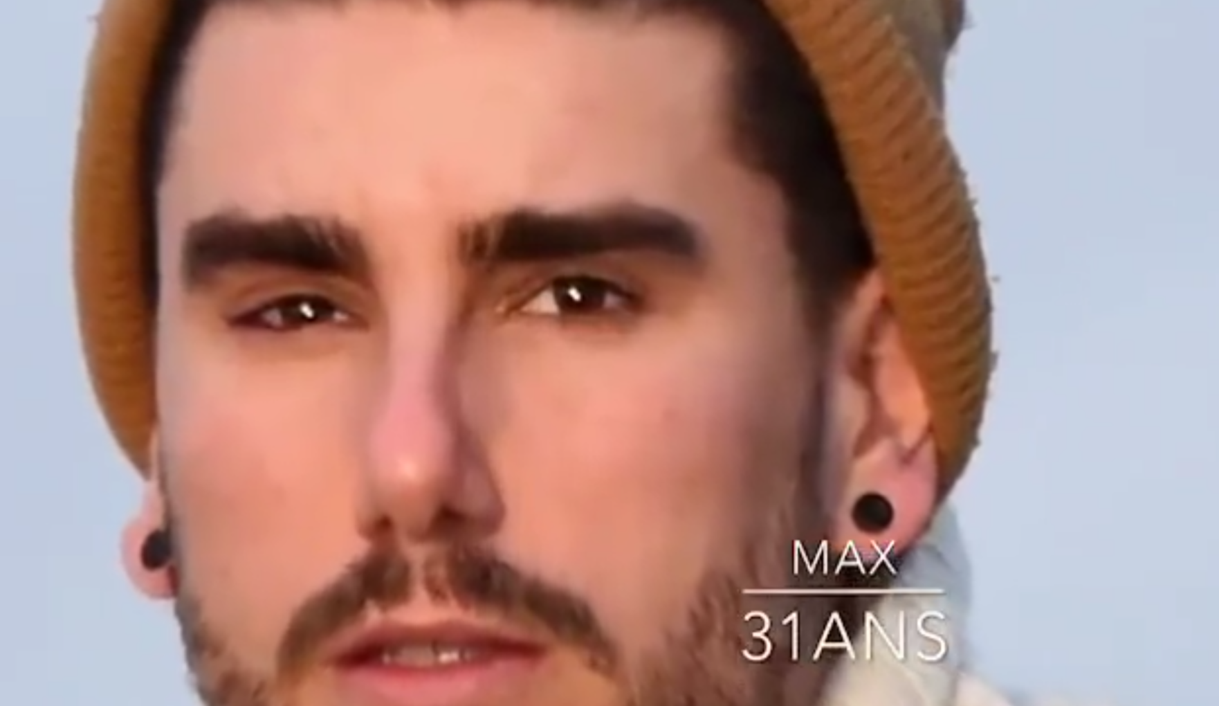 Max, Candidat à Mister Bear Rhône Alpes Auvergne 2018