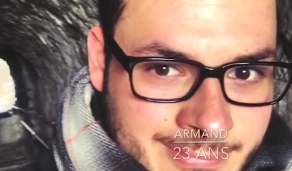 Armand, Candidat à Mister Bear Rhône Alpes Auvergne 2018