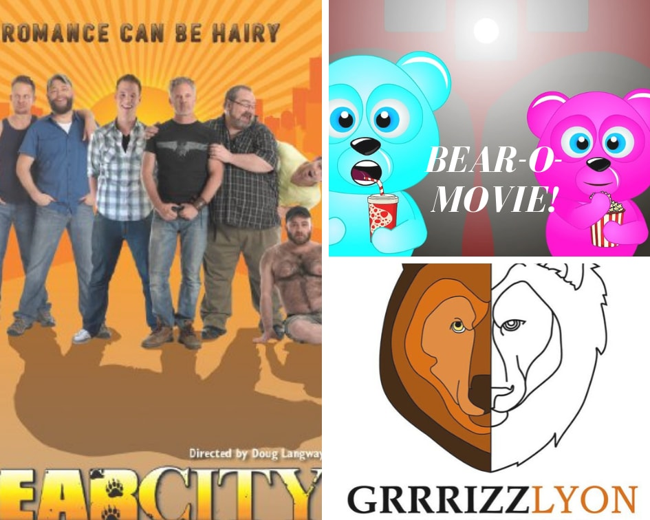 Bear-O-Movie: BearCity, jeudi 24 janvier 2019, 19h30, Centre LGBTI