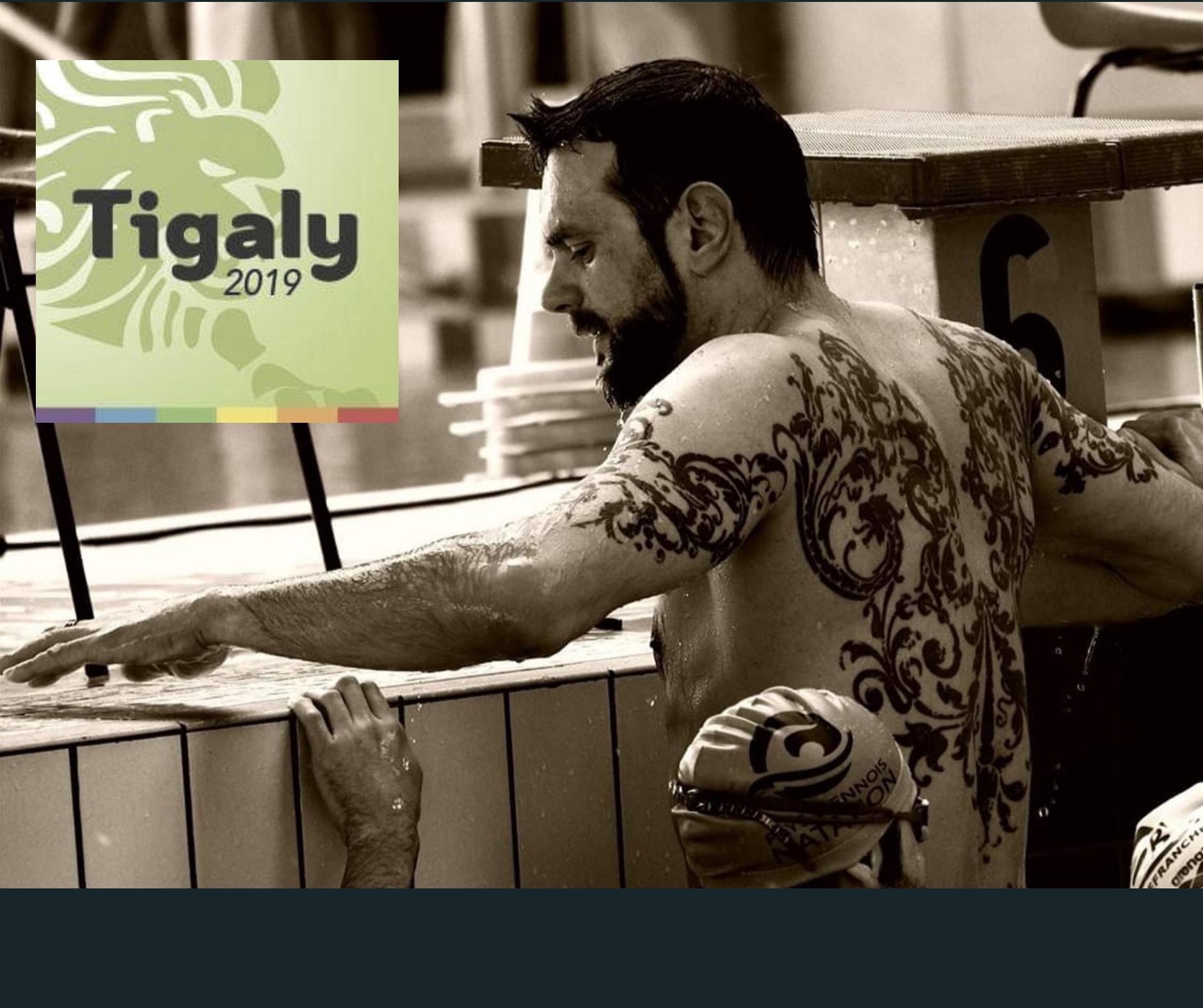 Mr Otter à Tigaly, Dimanche 21 avril, Piscine de Vaise