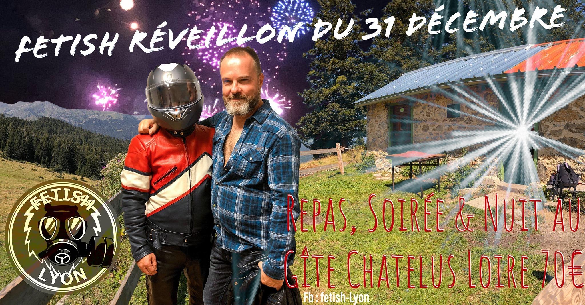 Fetish-Reveillon Spécial Nouvel-An Vingt Vingt, 31 décembre, Chatelus (Loire)