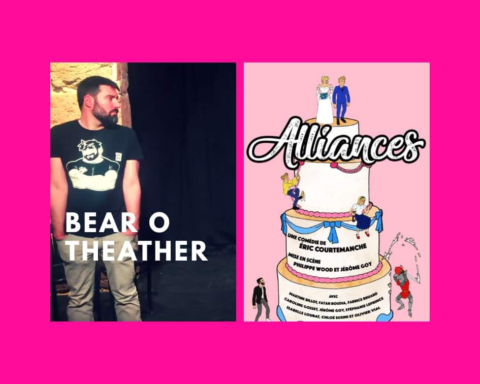 Bear-o-Theater: avec Mr. Bear Europe, vendredi 7 février 2020, Alliances
