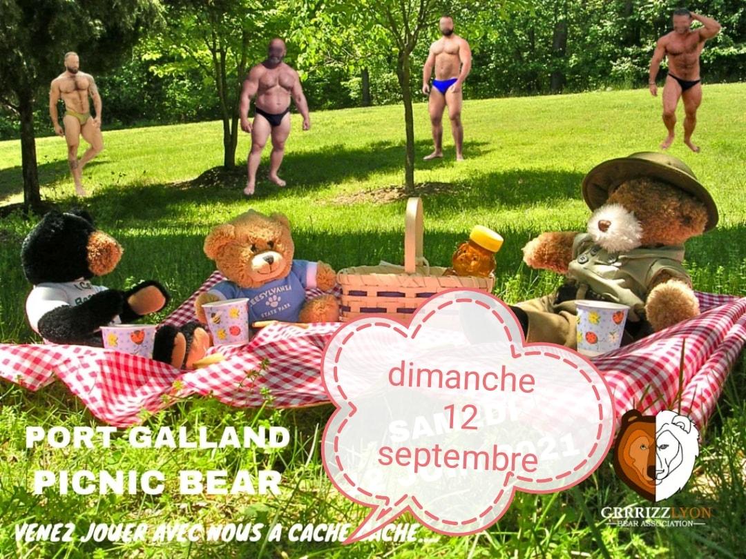 Picnic Bear, dimanche 12 septembre, Port Galland